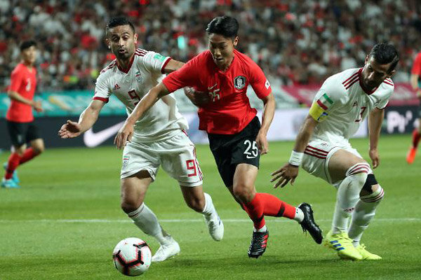 بث مباشر مباراة إيران وكوريا الجنوبية
