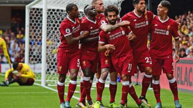صورة بث مباشر واتفورد ضد ليفربول Watford Vs Liverpool بالدوري الإنجليزي