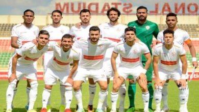 صورة تعرف على مواعيد مباريات الزمالك في الدوري المصري .. الافتتاح ضد إنبي