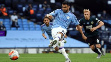 صورة بث مباشر مباراة مانشيستر سيتي وبيرنلي Manchester city vs Burnley