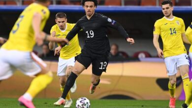 صورة مباراة ألمانيا ورومانيا بث مباشر Germany vs Romania بتصفيات كأس العالم