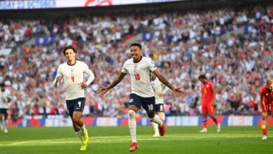 صورة بث مباشر مباراة إنجلترا وأندورا England VS Andorra