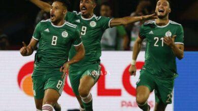 صورة بث مباشر مباراة الجزائر والنيجر Algeria vs Niger كورة لايف KORALIVE