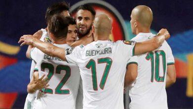 صورة بث مباشر مباراة الجزائر والنيجر Algeria vs Niger بتصفيات كأس العالم