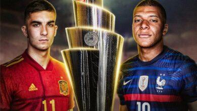 صورة بث مباشر مباراة فرنسا وإسبانيا Spain vs France كورة لايف KORALIVE