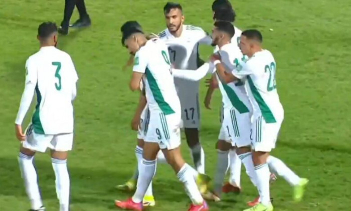 موعد مباراة الجزائر والنيجر