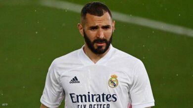 صورة بنزيما يحدد أين يذهب بعد انتهاء عقده مع ريال مدريد في 2023