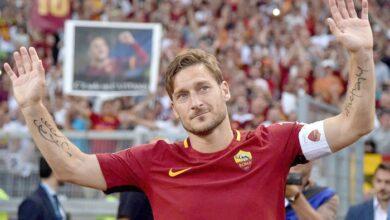 """صورة توتي: فريق واحد فقط كنت سأنضم إليه لو غادرت روما.. """"إسباني"""""""