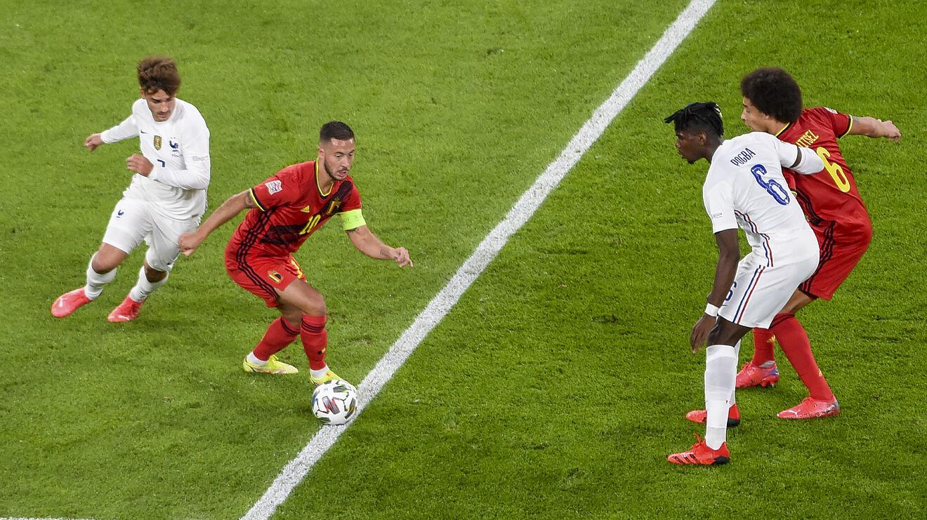 موعد مباراة فرنسا وإسبانيا