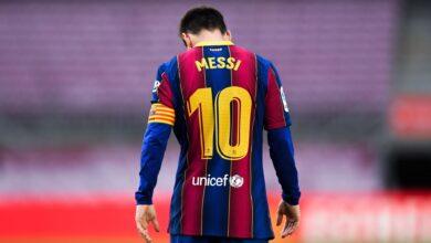 """صورة ميسي يحكي كيف انتقل من برشلونة إلى باريس بعد 21 سنة: """"اتفاجئت"""""""