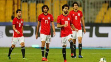 صورة ترتيب مجموعة مصر بعد هزيمة ليبيا 3-0