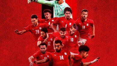 صورة موعد مباراة مصر القادمة في تصفيات كأس العالم