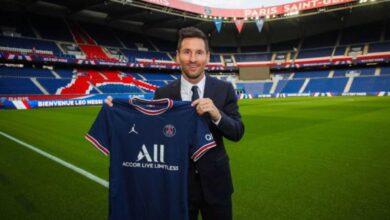 صورة مفاجأة.. ميسي كان سينضم إلى هذا النادي قبل باريس