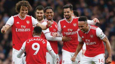 صورة بث مباشر أرسنال ضد كريستال بالاس Arsenal vs Crystal Palace بالدوري الإنجليزي