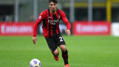 صورة إصابة لاعب ميلان بفيروس كورونا